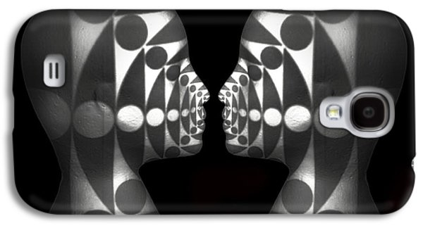 Eye-catching Galaxy S4 Cases - Vibrating Forms Galaxy S4 Case by Jeff  Gettis