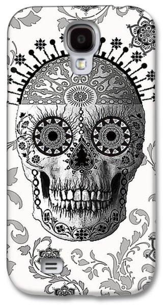 Victorian Bones Galaxy S4 Case by Christopher Beikmann