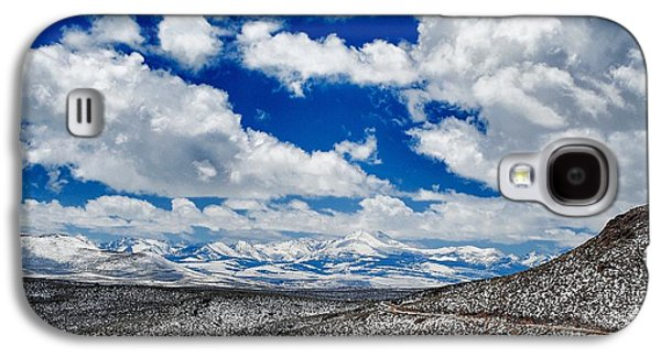 Original Art Photographs Galaxy S4 Cases - View from Bodie Road Galaxy S4 Case by Maria Jansson