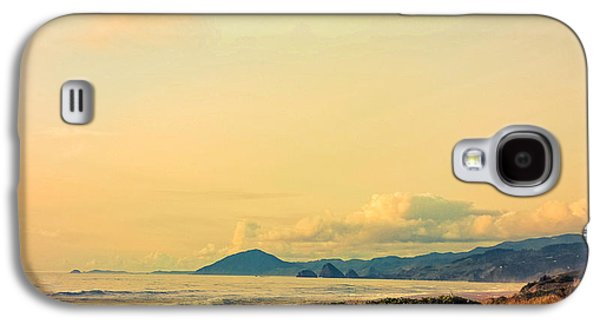 Humbug Galaxy S4 Cases - View of Humbug and Sisters Galaxy S4 Case by Coastal Oregon Photography