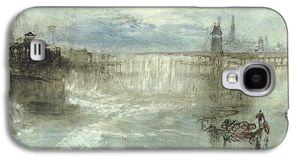 View Of Lucerne Galaxy S4 Case by Joseph Mallord William Turner