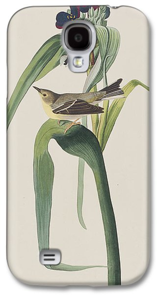 Vigor's Warbler Galaxy S4 Case by John James Audubon