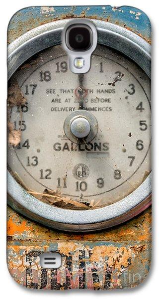 Antique Automobiles Galaxy S4 Cases - Vintage Guage Galaxy S4 Case by Adrian Evans