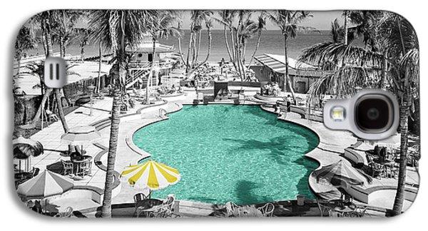 Vintage Miami Galaxy S4 Case by Andrew Fare