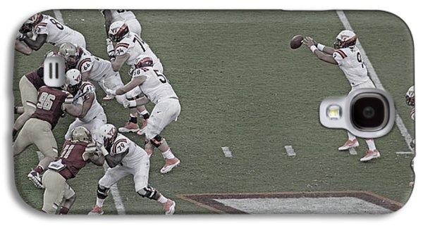 Virginia Tech Lane Stadium 2016 Galaxy S4 Case by Betsy Knapp