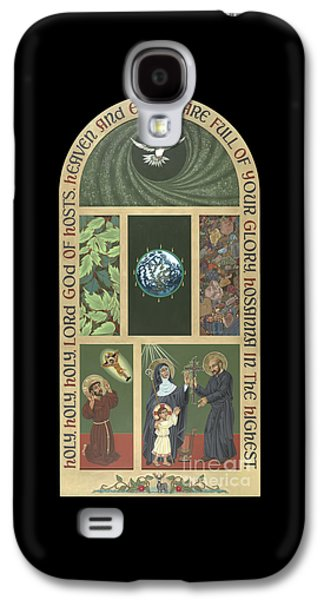 Viriditas - Finding God In All Things Galaxy S4 Case by William Hart McNichols