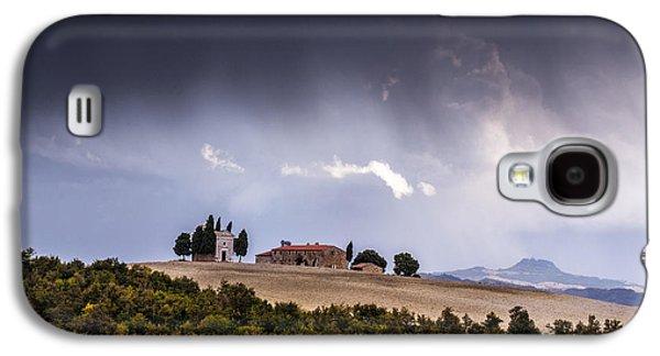 Vitaleta Chapel Galaxy S4 Case by Yuri Santin