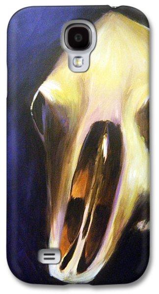 Creepy Galaxy S4 Cases - Voodoo Galaxy S4 Case by Hayley Boothe