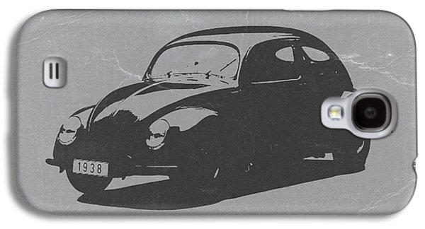 Vw Beetle Galaxy S4 Case by Naxart Studio