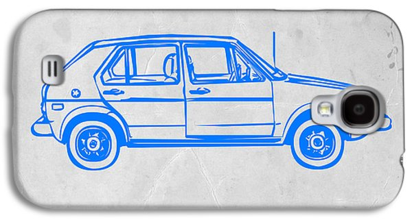 Vw Golf Galaxy S4 Case by Naxart Studio