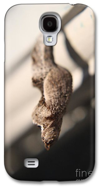 Cocoon Galaxy S4 Cases - Waiting to Fly IX Galaxy S4 Case by Mandy Shupp