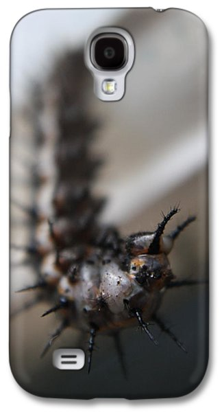 Cocoon Galaxy S4 Cases - Waiting to Fly Galaxy S4 Case by Mandy Shupp