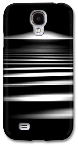 Surrealism Digital Galaxy S4 Cases - Wake Up  Galaxy S4 Case by Az Jackson
