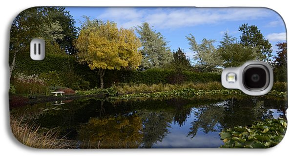 Lilly Pad Galaxy S4 Cases - Walk through the garden Galaxy S4 Case by Damian Morphou