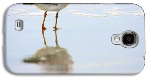 Land Sea And Sky Series Walking On Water Galaxy S4 Case by Angela Rath