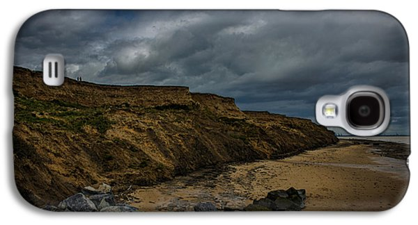 North Sea Galaxy S4 Cases - Walton Beach Galaxy S4 Case by Martin Newman