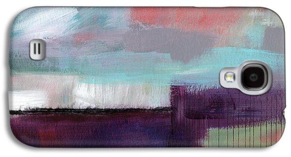 Wanderlust 22- Art By Linda Woods Galaxy S4 Case by Linda Woods
