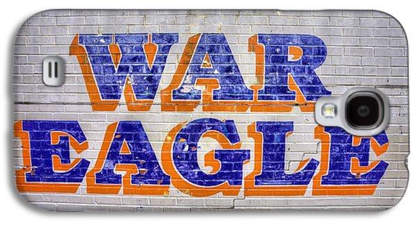 War Eagle Galaxy S4 Case by JC Findley