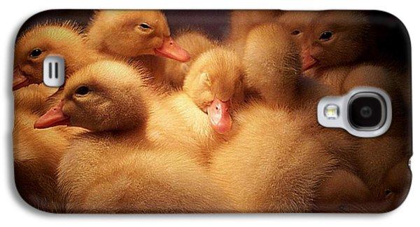 Warm And Fuzzy Galaxy S4 Case by Robert Orinski