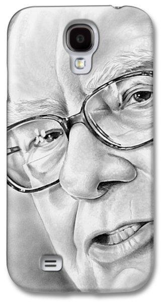 Warren Buffett Galaxy S4 Case by Greg Joens