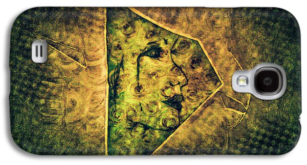 Warrior Galaxy S4 Case by M Images Fine Art Photography and Artwork