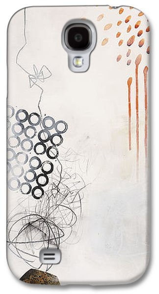 Drawing Galaxy S4 Cases - Washed Up # 8 Galaxy S4 Case by Jane Davies