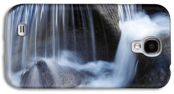 Beautiful Creek Galaxy S4 Cases - Water dance Galaxy S4 Case by Les Cunliffe