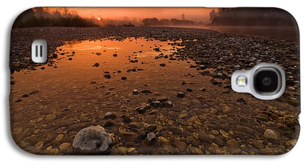 Water On Mars Galaxy S4 Case by Davorin Mance