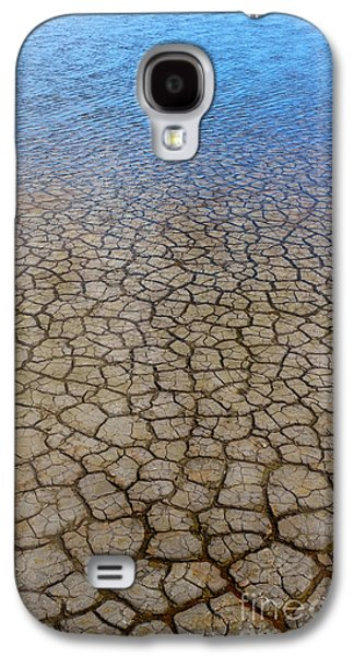 Water Over Drought Galaxy S4 Case by Carlos Caetano