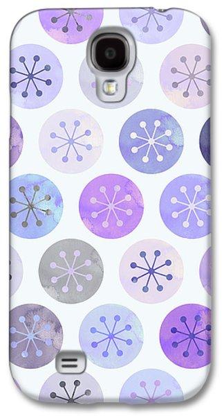Watercolor Lovely Pattern II Galaxy S4 Case by Amir Faysal