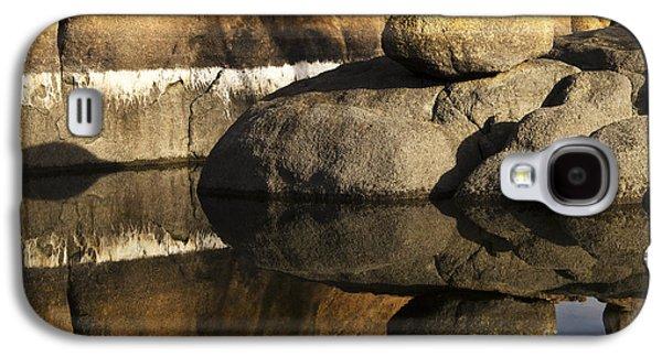 Watson Lake Arizona 2 Galaxy S4 Case by Bob Christopher