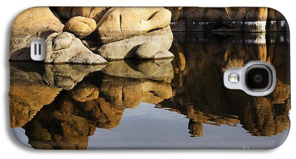 Watson Lake Arizona 3 Galaxy S4 Case by Bob Christopher