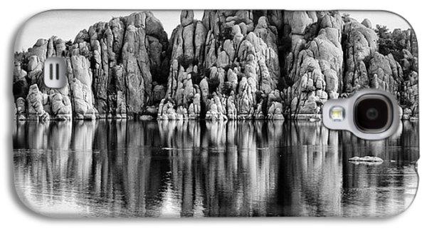 Watson Lake Arizona 9 Galaxy S4 Case by Bob Christopher