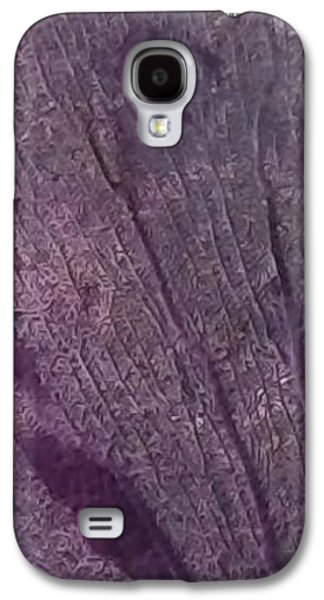 Nature Abstract Galaxy S4 Cases - Wave Galaxy S4 Case by Joseph Quig