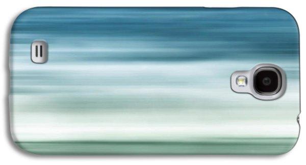 Waves Galaxy S4 Case by Wim Lanclus