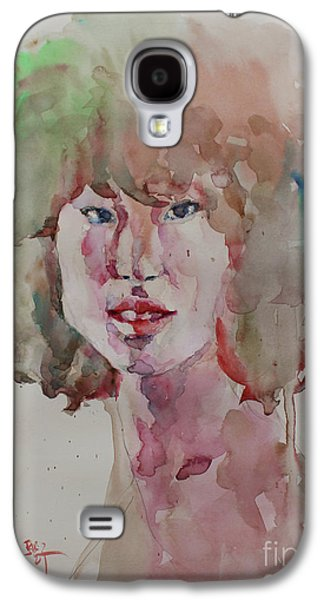 Wc Portrait 1623 Me Becky Galaxy S4 Case by Becky Kim