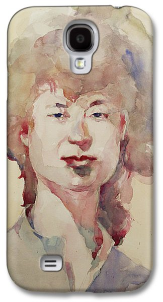 Wc Portrait 1626 My Sister Eunja Galaxy S4 Case by Becky Kim