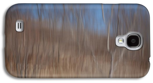 Trees Reflecting In Water Galaxy S4 Cases - Weary Reflections Galaxy S4 Case by Karol  Livote