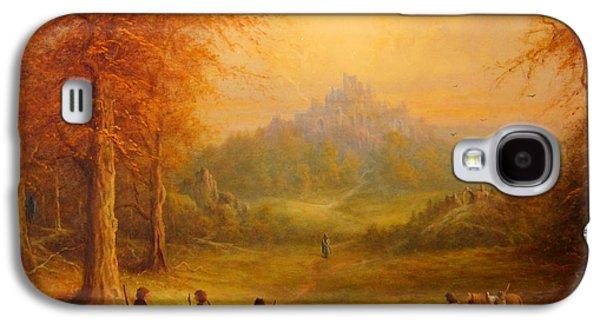 Weathertop Galaxy S4 Case by Joe  Gilronan