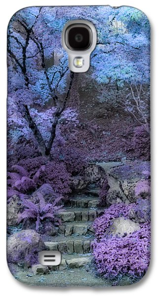 Dreamscape Galaxy S4 Cases - Welcome To My Dreamscape D0509 Galaxy S4 Case by Wes and Dotty Weber