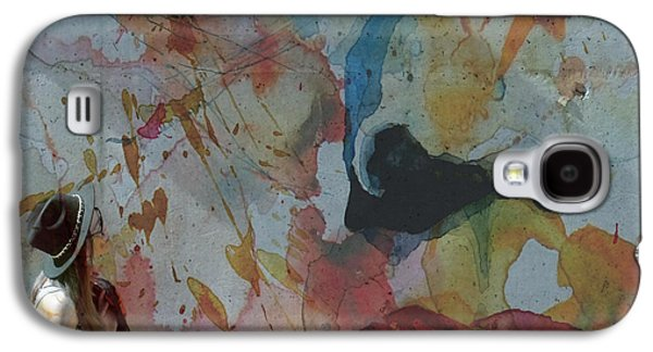 Well Love Me Love Me Don't Fade Away  Galaxy S4 Case by Paul Lovering
