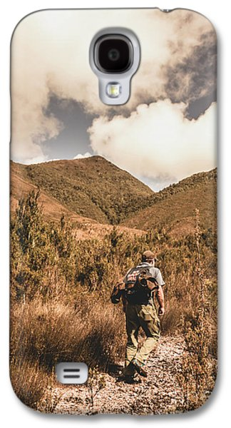West Coast Tasmania Traveller Galaxy S4 Case by Jorgo Photography - Wall Art Gallery