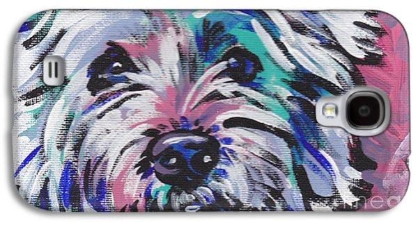 Puppies Galaxy S4 Cases - West of the Wall Galaxy S4 Case by Lea
