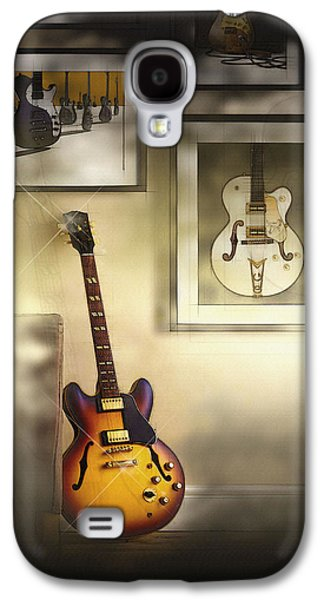 Beatles Galaxy S4 Cases - What defines a vintage guitar Galaxy S4 Case by Don Kuing