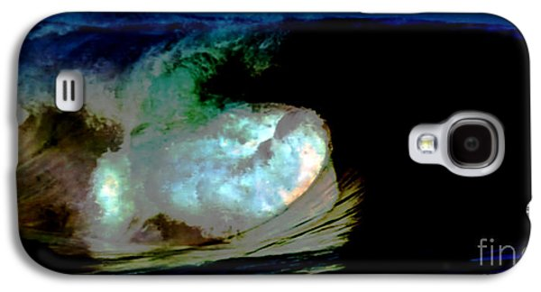 Business Galaxy S4 Cases - What is it Fantasy Fusion Accidental Discovery Art  Psychedelic Galaxy S4 Case by Navin Joshi