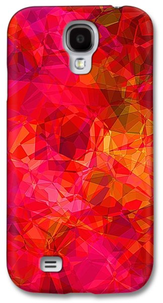 What The Heart Wants Galaxy S4 Case by Wendy J St Christopher