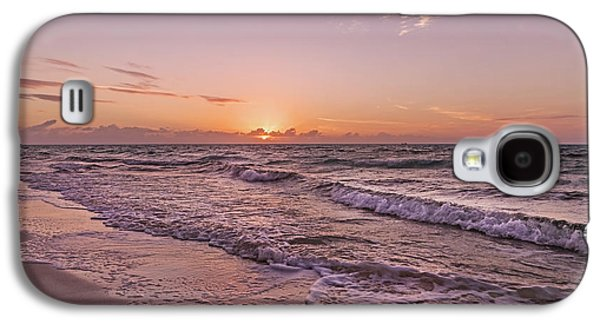 Timing Galaxy S4 Cases - What Tomorrow Will Bring Galaxy S4 Case by Betsy C  Knapp