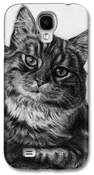 Jyvonne Inman Drawings Galaxy S4 Cases - Whats for Dinner Galaxy S4 Case by Jyvonne Inman