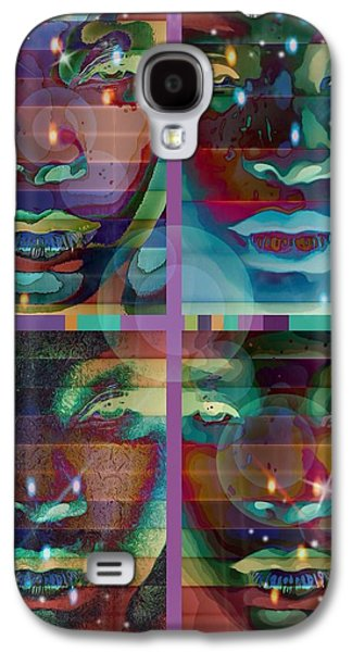 African-american Galaxy S4 Cases - When The Rainbow Isn t Enough Galaxy S4 Case by Karen Buford