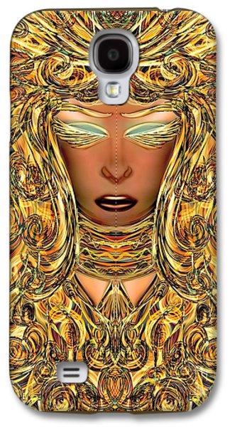 Digital Galaxy S4 Cases - Where the Wind Blows Galaxy S4 Case by Aixa Olivo